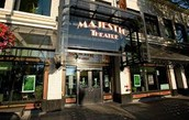 The Majestic theater