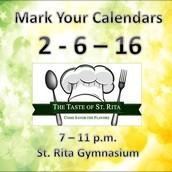Taste of St. Rita