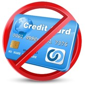 Tip #5 Avoid credit cards