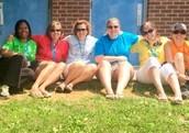 Hillcrest's Kindergarten Team