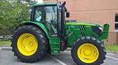 The Big Green Tractor!