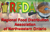Collecting Food Donations for RFDA during Lent