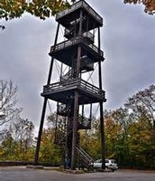 eagle tower in peninsula State