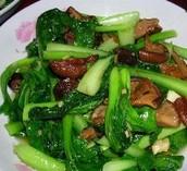 Vegetables-青菜