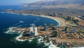 Beaches in Chile