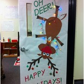 Door Decorating Contest!