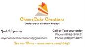 CheeseCake Creation
