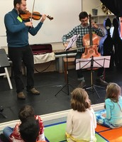 Skyros Quartet performs