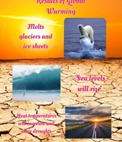 Outcomes of Global Warming