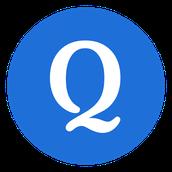 Quizlet's logo