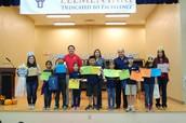 4th grade Top Readers