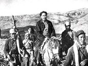 Mao Zedong and Red Army