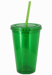 "Enjoy a ""sip o' the green""!"