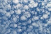 Alto-cumulus Clouds