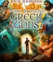 Percy Jackson's Greek Goods by Rick Riordan