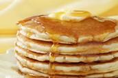 breakfest pancakes