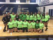 NLHS Volleyball