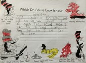 Writing about Dr. Seuss books