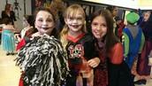 PTO Halloween Dance was a blast!