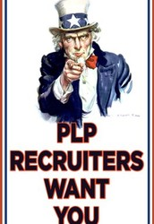 PLP Recruiters Want YOU