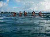 Practice Swim