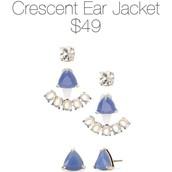Crescent Ear Jacket