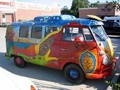 Das Auto von Lehrer.