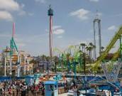 A Massive Theme Park.
