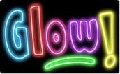 Glow Dance on Friday