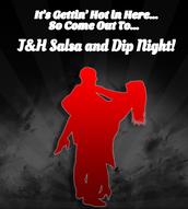 Salsa With Temple University's Ballroom Dance Group!