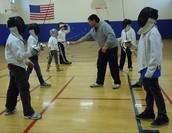 Learn the fundamentals of fencing from a great teacher!