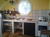 Una cocina típica