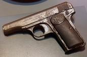 Gun assassin used to kill archduke ferndinand