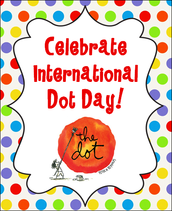 McAnally McCats will be joining the International Celebration of Dot Day!