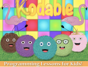 Kodable (pre-readers welcome) (Elementary)