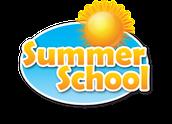 Summer School Info/Update