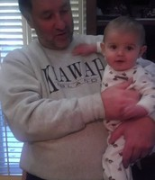 Finn and my Dad