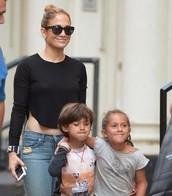 Her Kids...