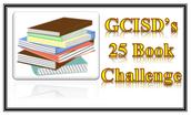 GCISD Book Challenge / Reto de Libros de GCISD