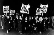 Men Reacting to 18th Amendment