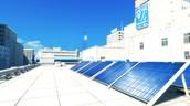 Iedereen kent het beeld van zonnepanelen op daken van huizen