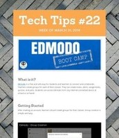 Edmodo Boot Camp