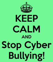 If you see someone getting bullied stand up for them!!!