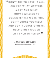 Help Other Women Lift Each Other Up