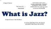 April- Jazz Appreciation Month