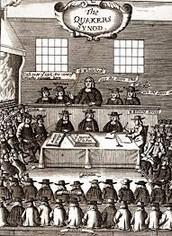 Quakers in the antebellum period