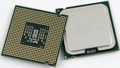 The parts of a processor