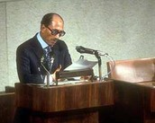 נאום אנואר סאדאת בכנסת ישראל
