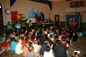 Thursday July 9th at 10 AM - End of Summer Reading - Puppet Show!