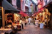 Beenhouwerstraat - Brussel